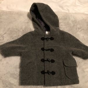 Gymboree Wool Peacoat 3-6 months